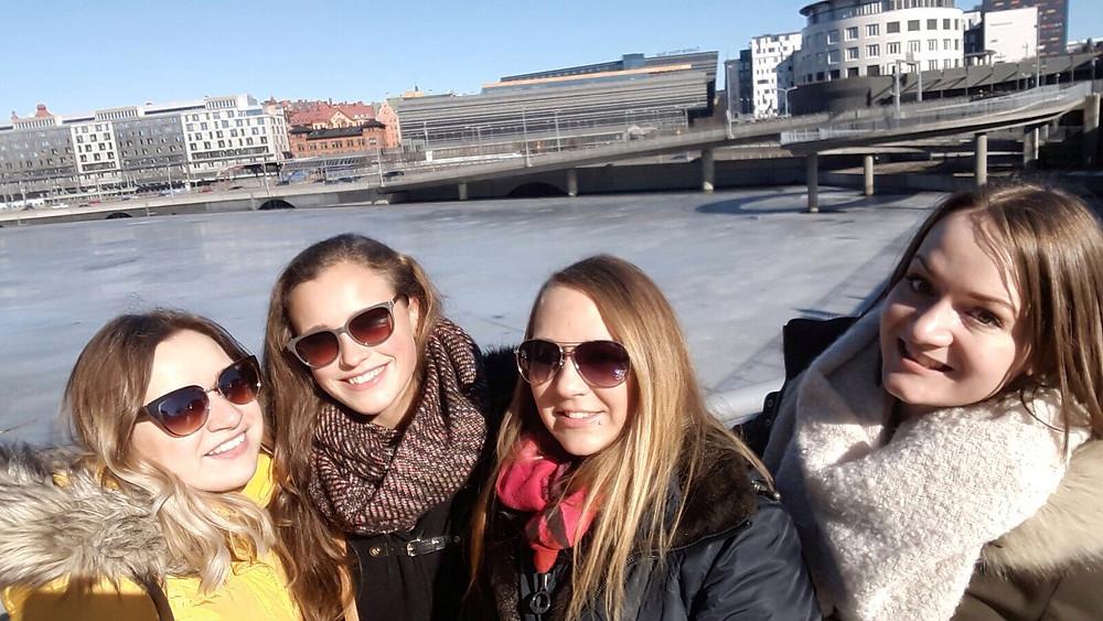 Mädelstrip Stockholm