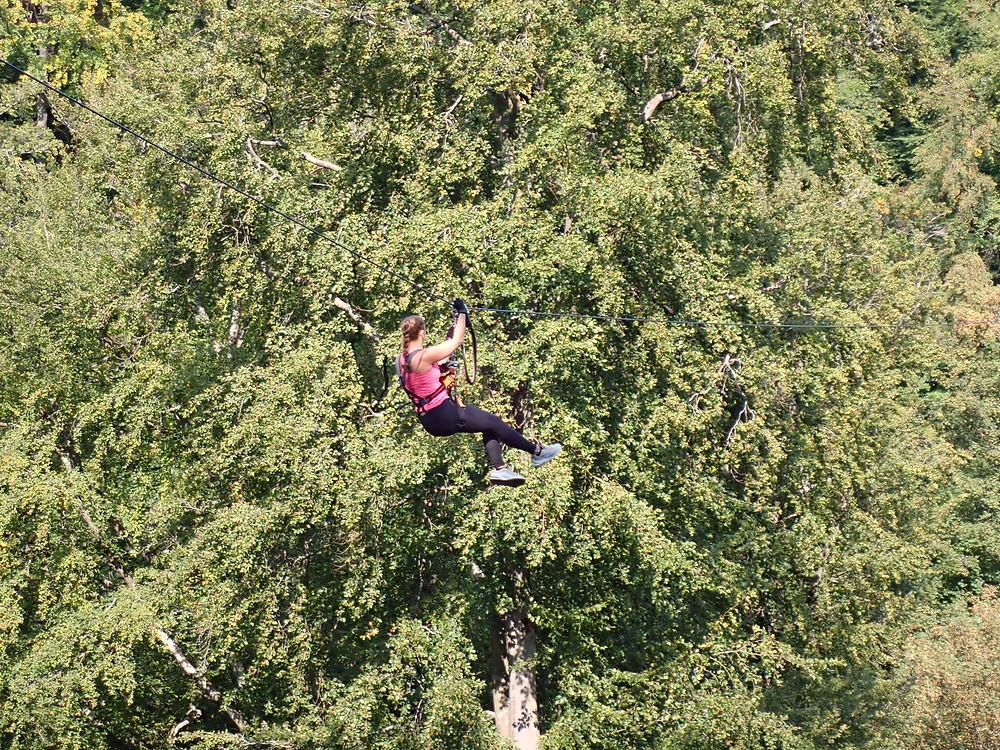 Eifeladventures-Zipline-Erfahrungen-Bericht-klettern