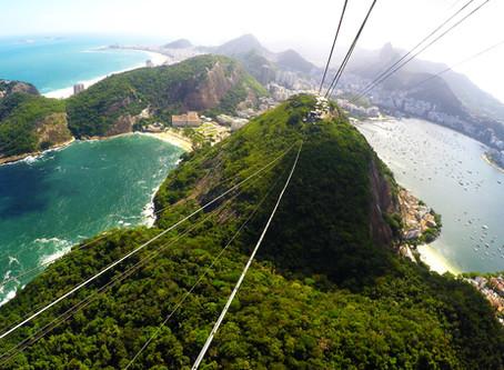 Brasilien: zu Fuß und mit dem Fahrrad durch Rio de Janeiro
