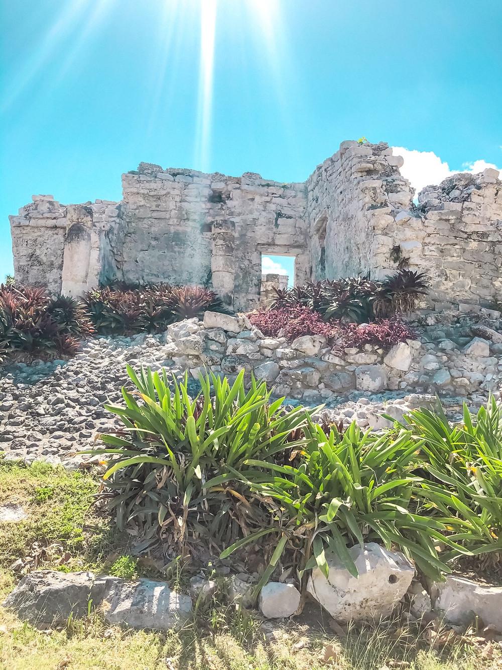 Tulum-Sehenswertes-maya-tempel-ruinen-strand