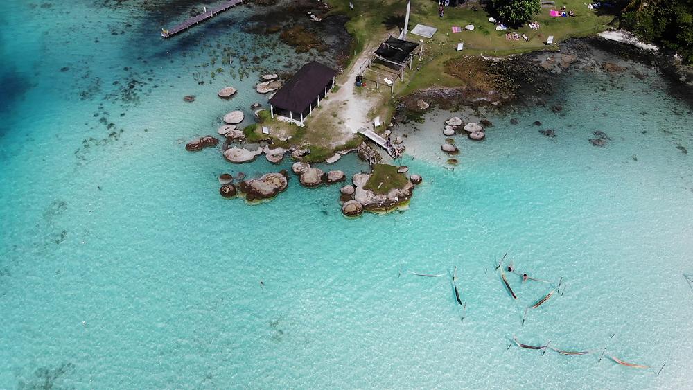 Bacalar-mexiko-schwimmen-lagune-Cocalitos-tipps