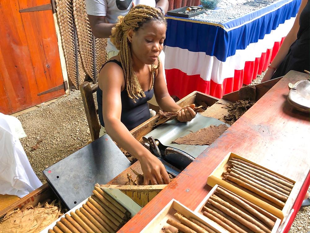 Samana-Ausflüge-Zigarren