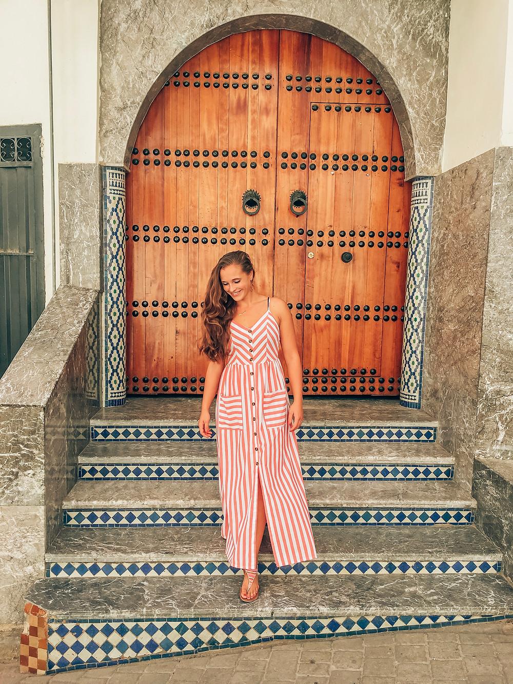 Marokko-Kleidung-Frauen