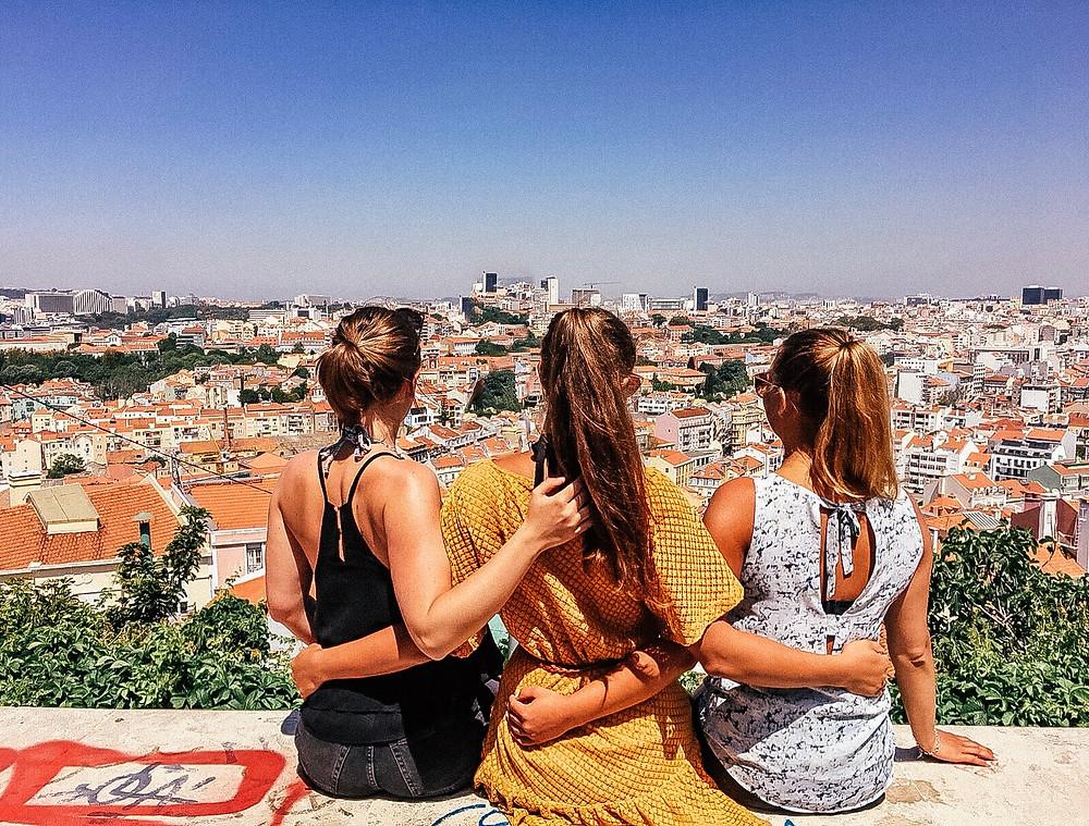 Lissabon-Miradouro-Aussichtspunkt