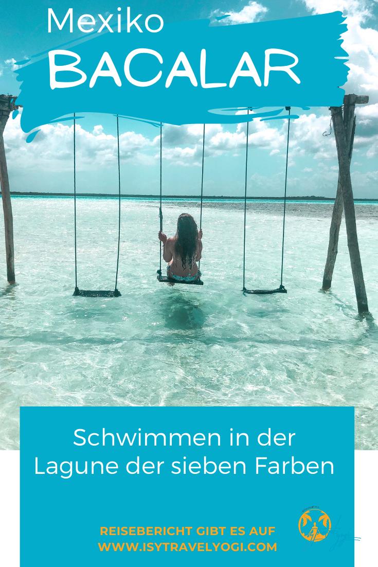 Mexiko-Bacalar-schwimmen-Lagune-Tipps-Sehenswertes
