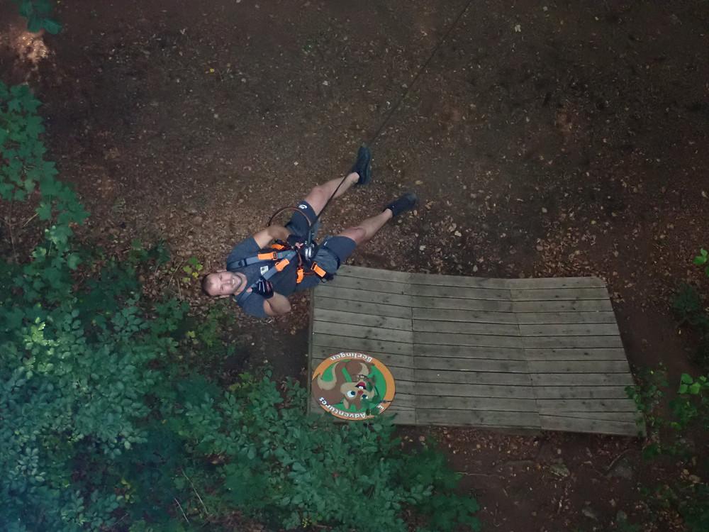 Base-jump-eifelAdventures-Erfahrungen-Zipline