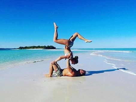 Yoga + ich, ich +Yoga