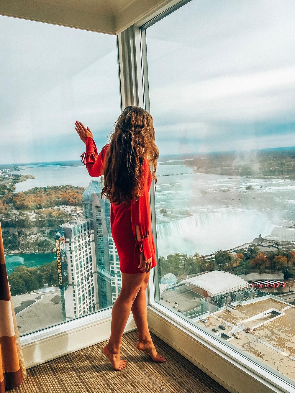 Kanada-Niagarafälle-Urlaub-Reisebericht-Hotel-Hilton
