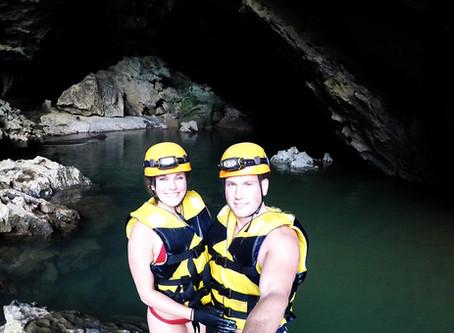 Unser schönstes Vietnam Highlight : die Höhlen von Phong Nha