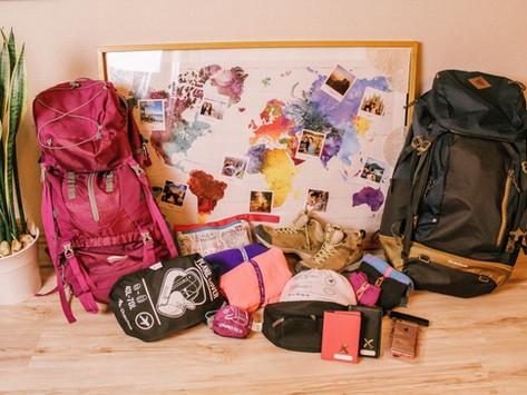 Nützliche Reisebegleiter- was packe ich ein?