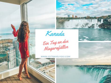 Kanada: Ein Tag an den Niagarafällen- Helikopterflug, Bootsfahrt & Journey Behind The Falls
