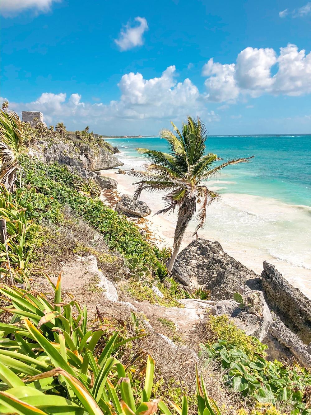 Tulum-maya-tempel-instagram-fotospot-strand-sehenswertes