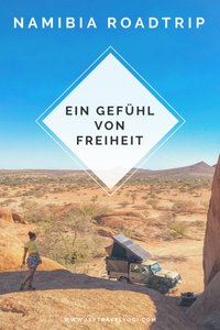 Namibia-Selbstfahrer-Campen