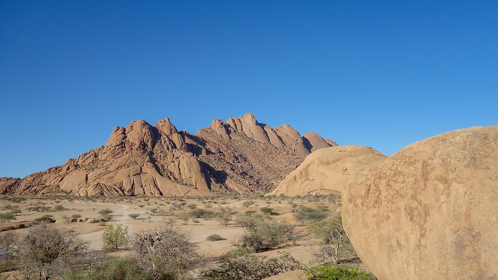 Namibia-Spitzkoppe
