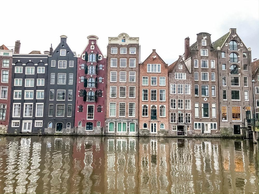 Amsterdam-Weihnachtsmarkt-Dezember-Weihnachtszeit-Reisebericht-Wochenende-damrak