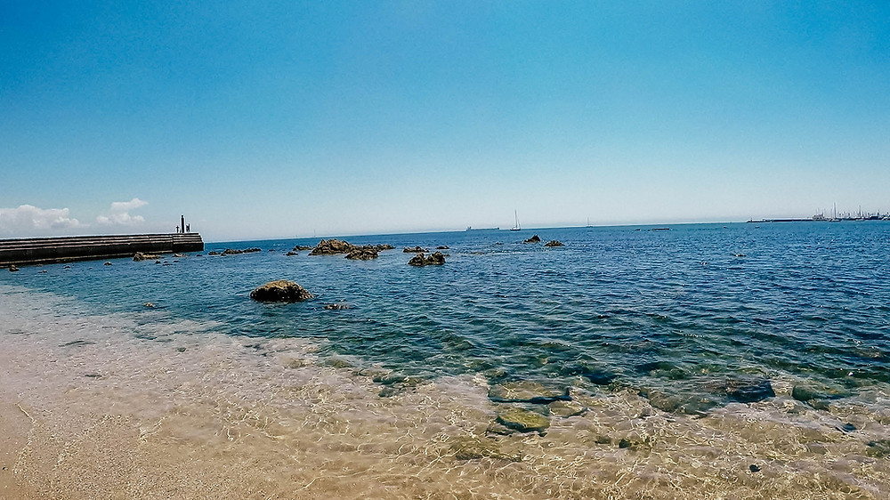 Cascais-Strand.Urlaub