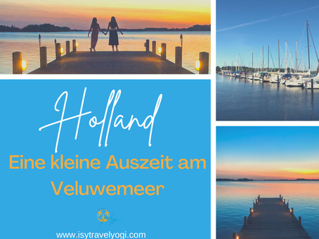 Holland: Eine kleine Auszeit im Postillion am Veluwemeer