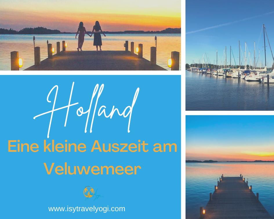 Holland-Veluwemeer-Postillion-Strand-Niederlande