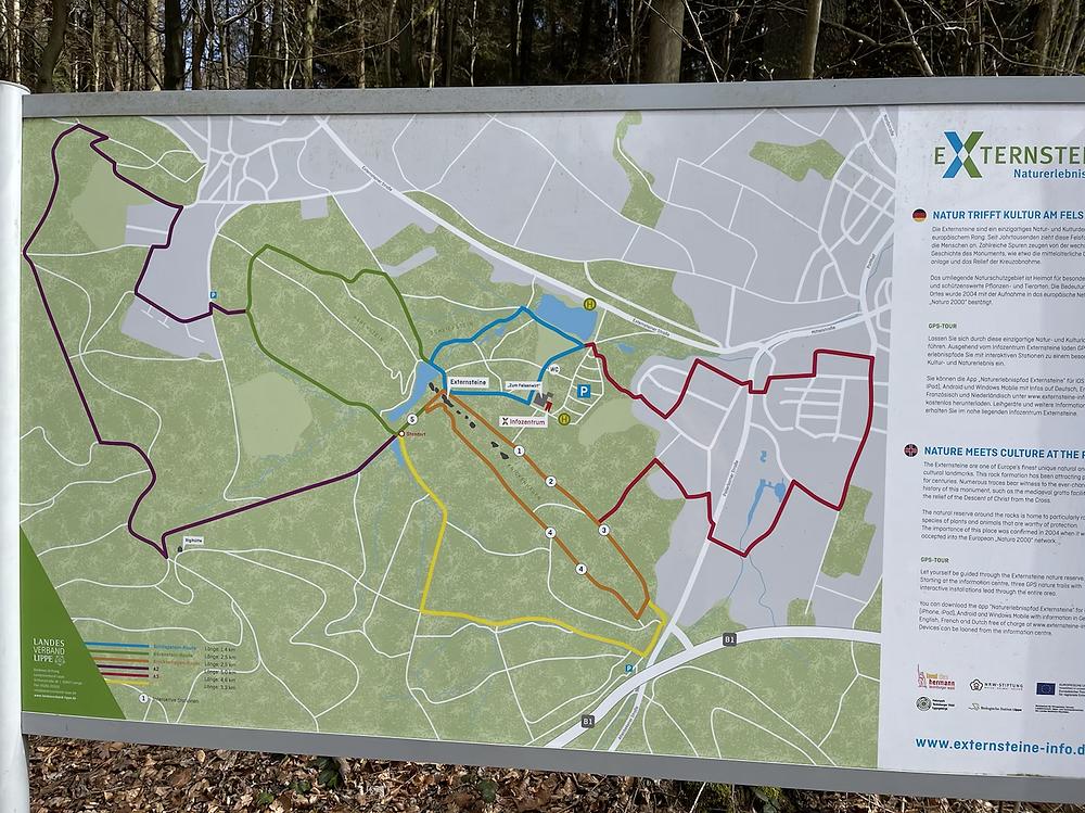 Wandern-Routen-externsteine-Teutoburger-Wald