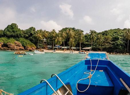 Vietnam / Phu Quoc: Bootstour zu den An Thoi Inseln