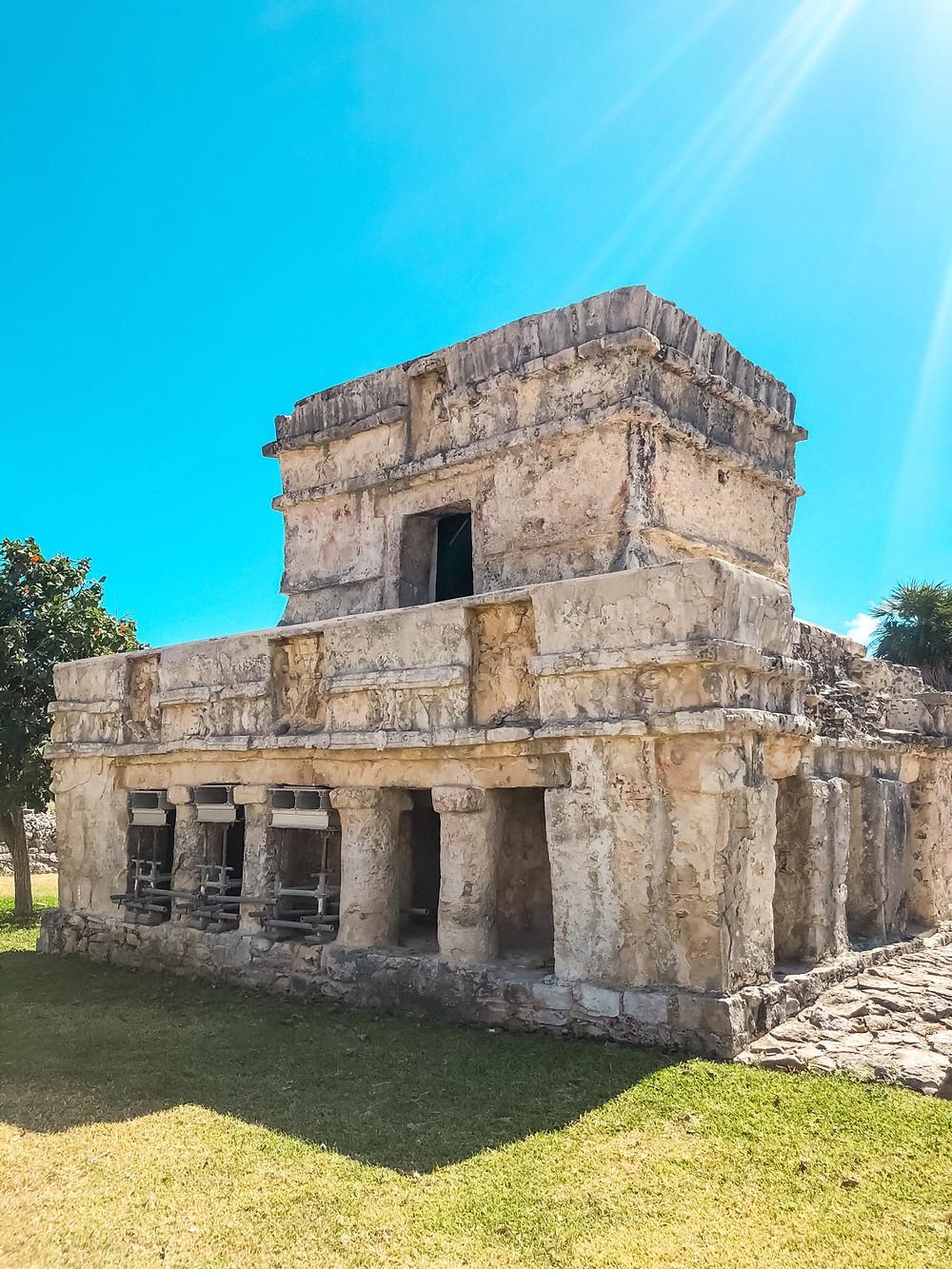 Tulum-Sehenswertes-Maya-Zempel-strand