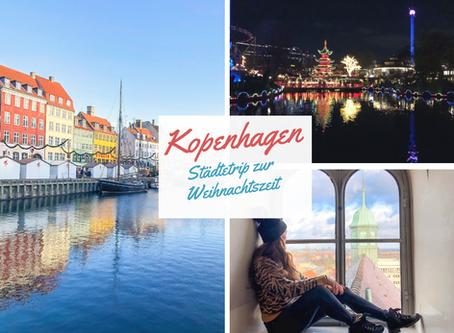 Reisebericht Kurztrip nach Kopenhagen zur Weihnachtszeit