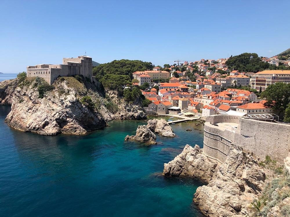 Dubrovnik-lovrijenac-reisebericht-reiseblog