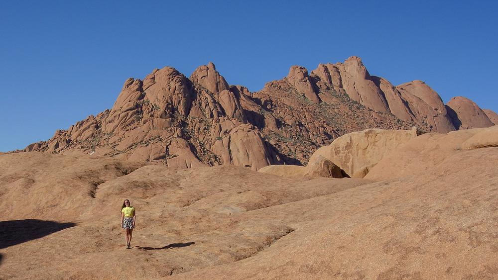 Namibia-Spitzkoppe-Camping-Reisebericht