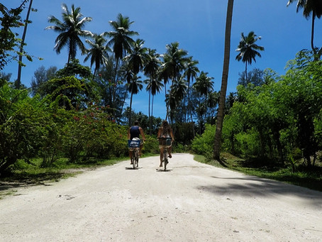 Seychellen: Mit dem Fahrrad über La Digue