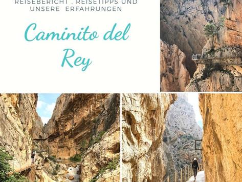 Caminito del Rey Reisebericht- unsere Erfahrungen auf dem Königspfad in Andalusien