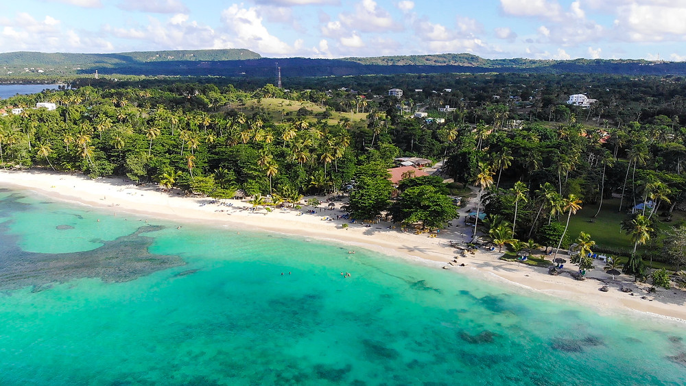 Playa-Playita-Samana-Strand