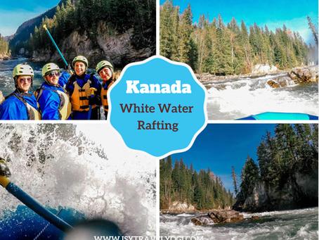Kanada: Abenteuerliches White Water Rafting in Clearwater
