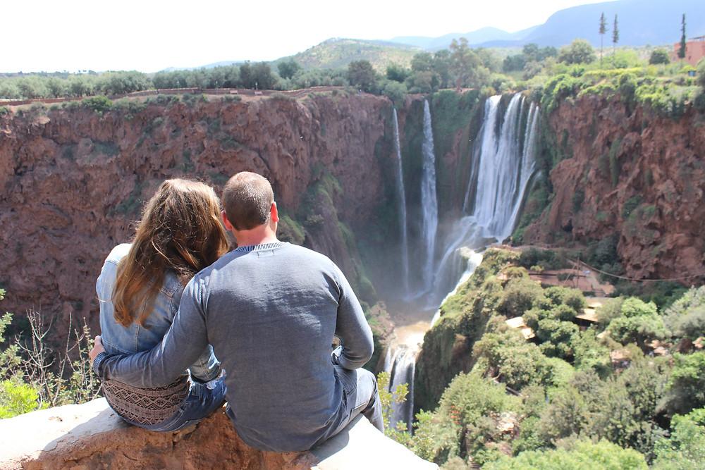 Ozoud Wasserfälle