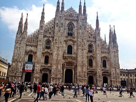 Ein Tag in Mailand - morgens hin & abends zurück