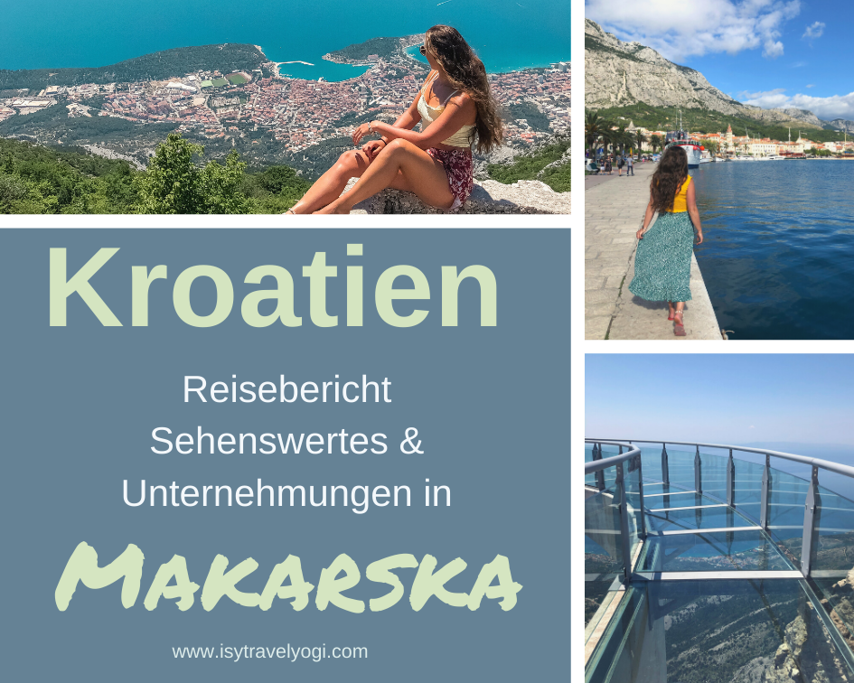 Kroatien-Reisebericht-Makarska-Riviera-Sehenswertes-Urlaub