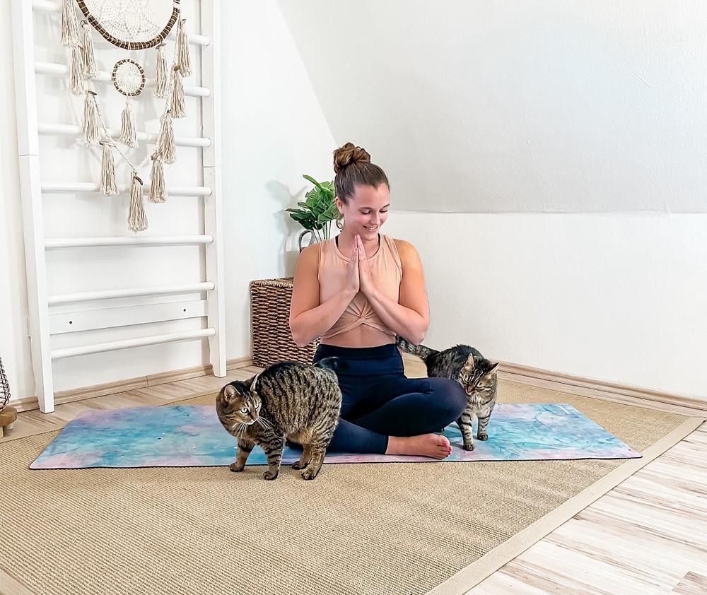 Yoga-online-Pilates-Unterschiede
