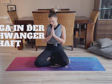 Yoga in der Schwangerschaft-30 Minuten Video zum mitmachen