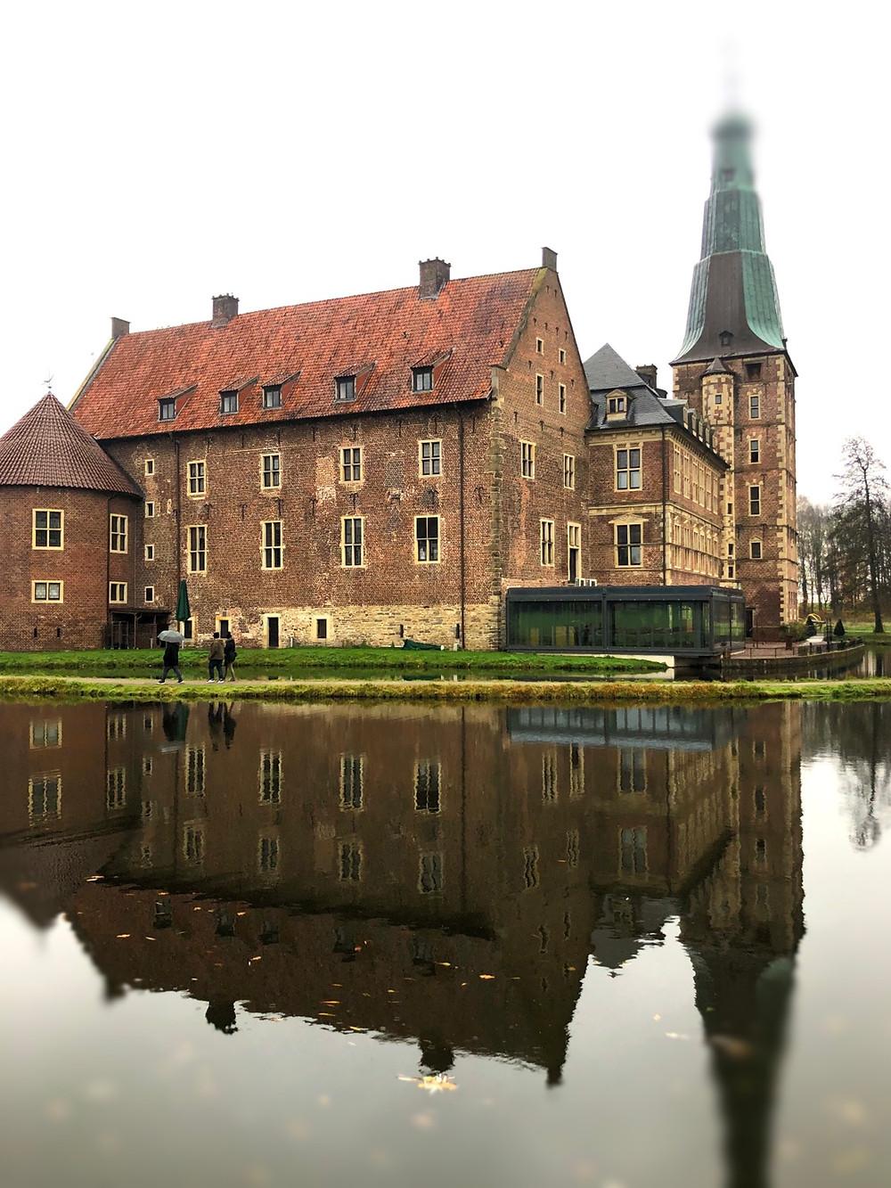 Schloss-Raesfeld-NRW-Münsterland-unternehmungen-Lockdown-Corona