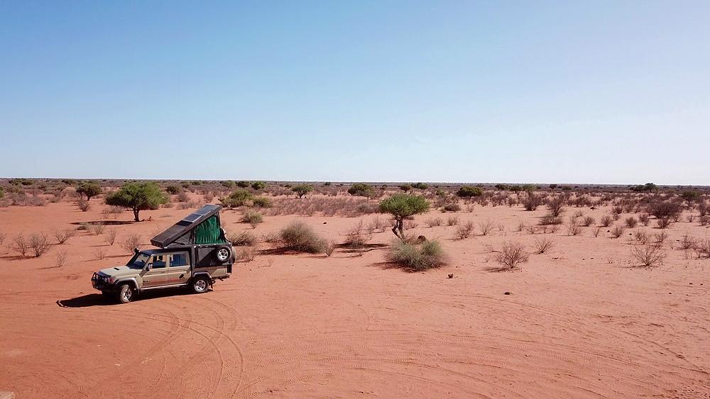 Namibia-Kalahari-Camping-Anib-Reisebericht
