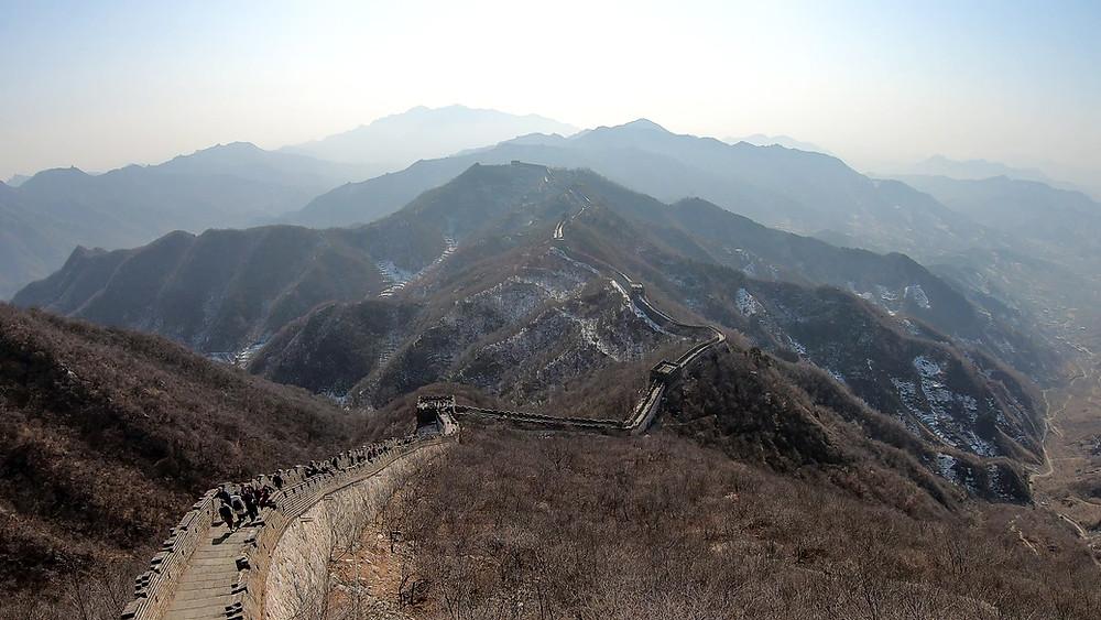 Peking-Chinesische-Mauer-Ausflug-Tour-Tagesausflug-Reisebericht