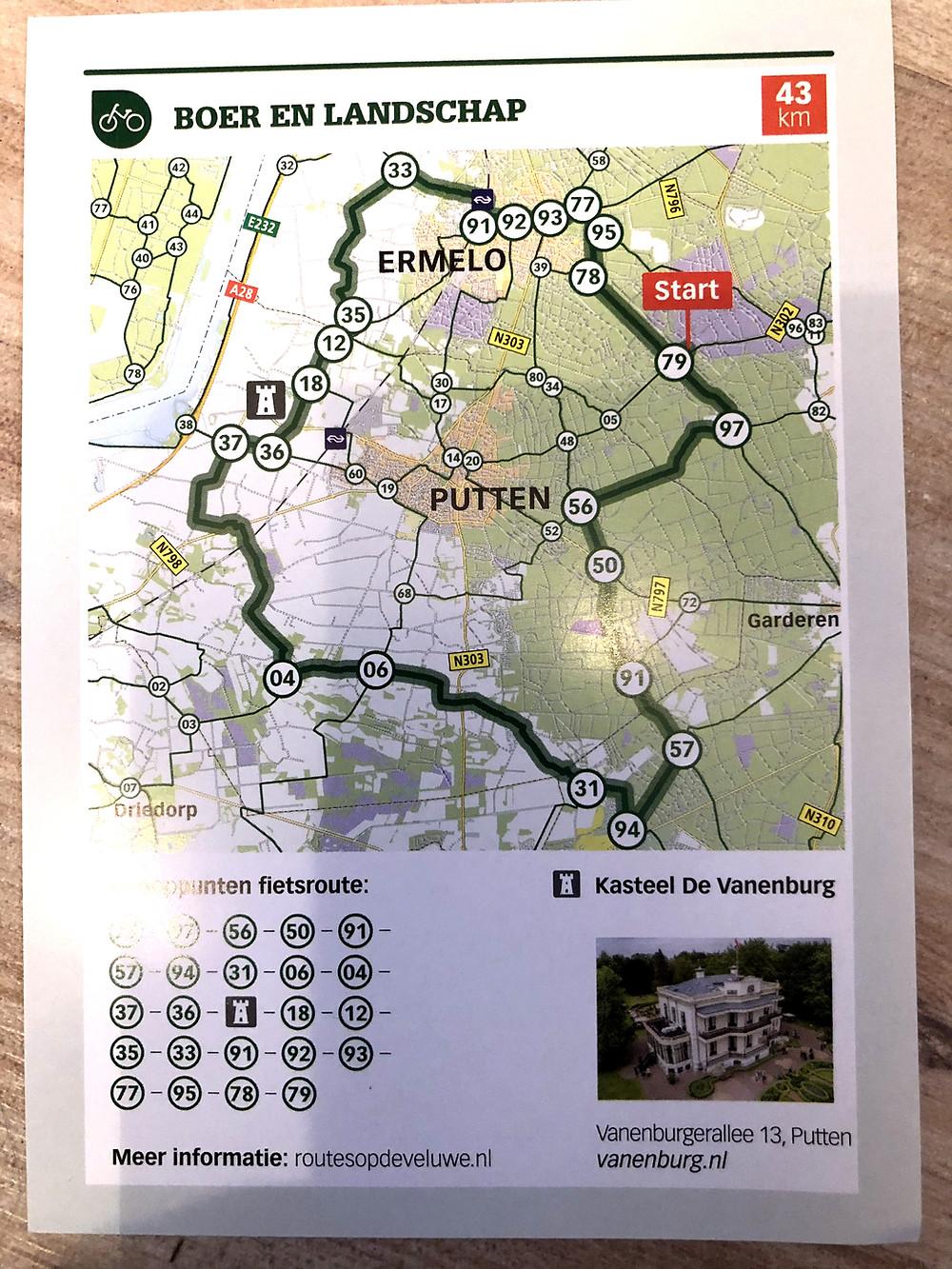Radwege-veluwemeer-postillion