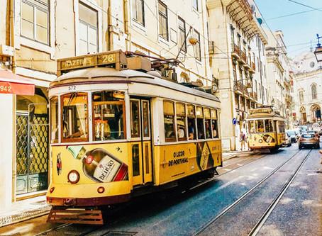Portugal:Mädelstrip nach Cascais und Lissabon