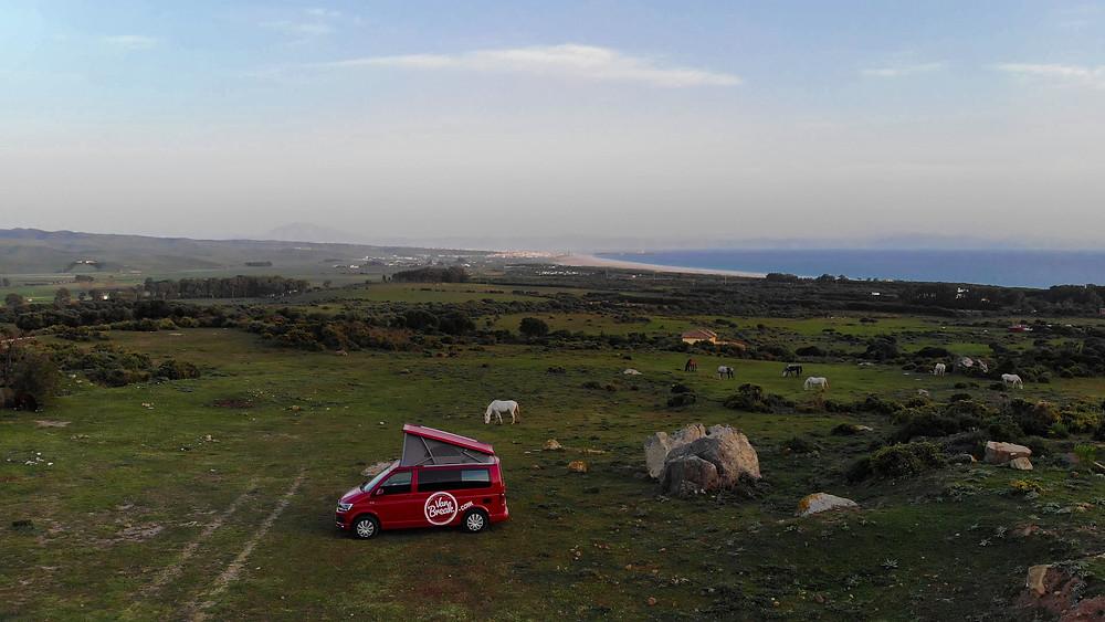 Andalusien-Camping-Wild-Strände-Reisebericht-Tarifa
