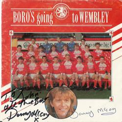 Boro @ Wembley 1990