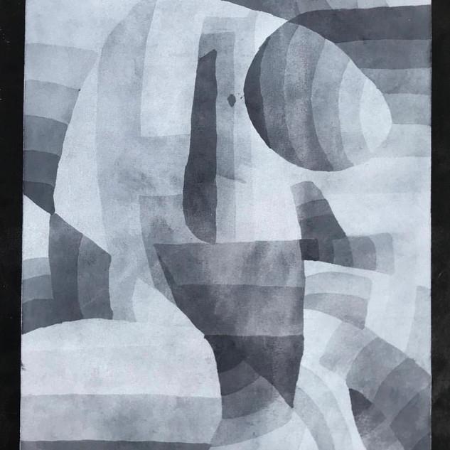 Untitled Aquatint