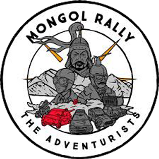 Mongol Rally Adventurists logo no white