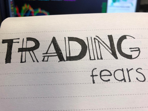 TRADING FEARS: How to Step Into a Fearless Strategy