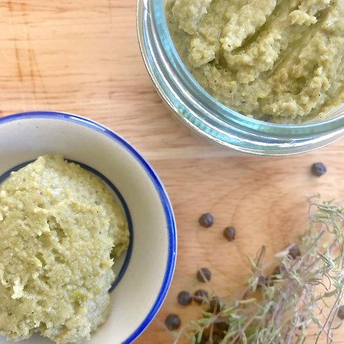 Tapenade d'olives vertes aux câpres 190 g net