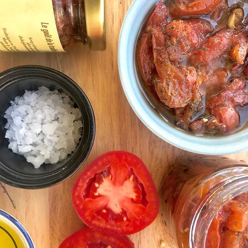Tomates marinées aux aromates  165 g net