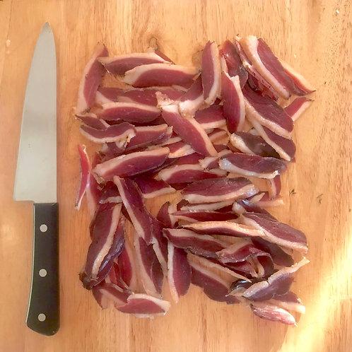 Magret de canard séché tranché 250 g